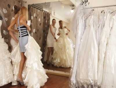 Factors To Consider When Selecting A Wedding Dress